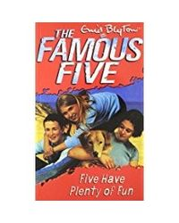 Five Have Plenty Of Fun: 14 (The Famous Five Series)