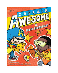 Captain Awesome Vs. Nacho Cheese Man