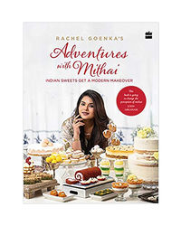Rachel Geonka's Adventures With Mithai