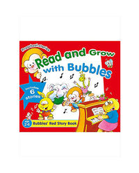 Read & Grow With Bubbles