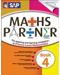 Sap maths partner book 4