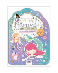 Mermaid Sticker Activity Shape