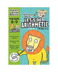 Let's Do Arithmetic 8- 9 (Mental Maths Tests)