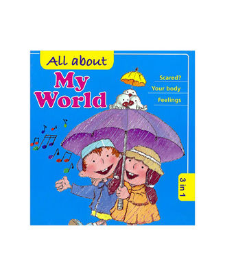 All About My World 3 In 1