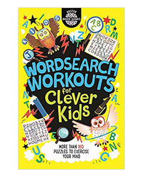 Wordsearch Workouts For Clever Kids