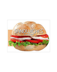 Sandwiches 50 Easy Recipes