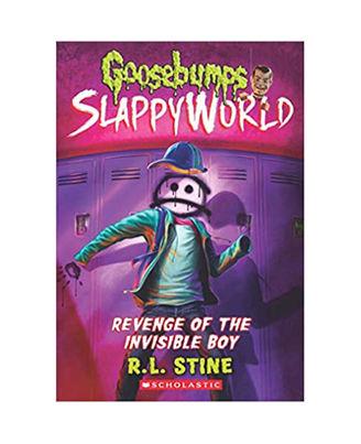 Goosebumps Slappyworld# 9: Revenge Of The Invisible Boy