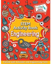 Stem Activity Book- Engineering