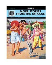 More Stories From The Jatakas: 5 In 1