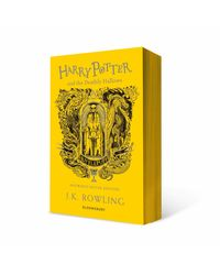 Harry Potter And The Deathly Hallows- Hufflepuff Edition- Pb