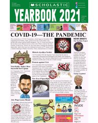 Scholastic Yearbook 2021