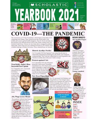 Scholastic Yearbook 2021