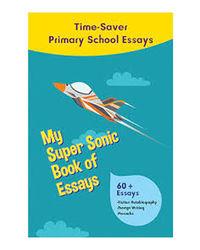 My Super Sonic Book Of Essays
