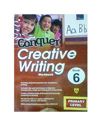 Sap Conquer Creative Writing Workbook Primary Level 6