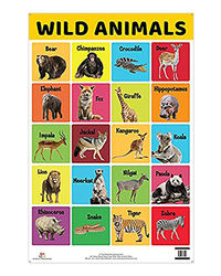 Charts: Wild Animals