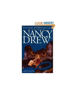Mystery By Moonlight (Nancy Drew)