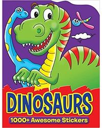 Dinosaurs- Awesome Sticker