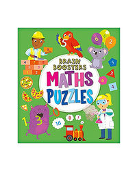 Brain Boosters: Maths Puzzles