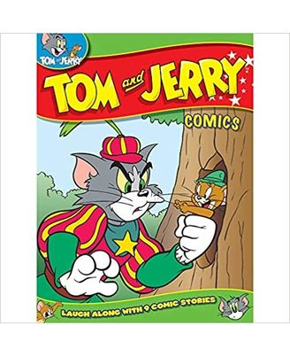 Tom And Jerry Comics (Green)
