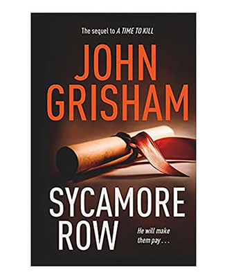 Sycamore Row: The Sequel To A Time To Kill