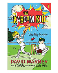 The Kaboom Kid: # 1 The Big Switch