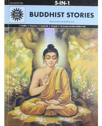 Buddhist Stories: 5 In 1