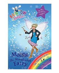 Maisie The Moonbeam Fairy: The Twilight Fairies Book 6 (Rainbow Magic)