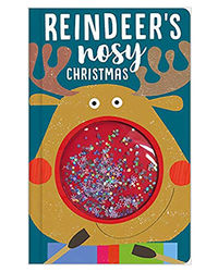 Snow Globe Board Book- Reindeers Nosy Christmas