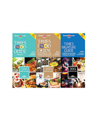 Times Food Guide Mumbai 2015