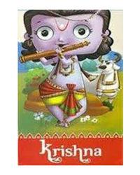 Cutout Books: Krishna