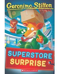 Geronimo Stilton# 76: Superstore Surprise