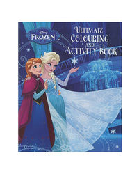 Disney Frozen Ultimate Colouring And Activity Book