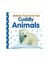 Baby Touch And Feel Cuddly Animals