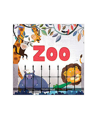 Zoo- Illustrated Book On Zoo Animals (Let s Talk Series)