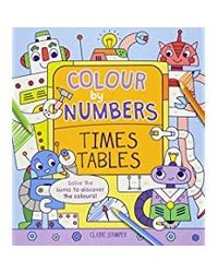 Colour By Numbers: Times Tables