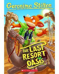 Geronimo Stilton# 77: The Last Resort Oasis