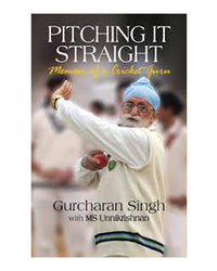 Pitching It Straight: Memoir of a Cricket Guru