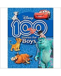 Disney 100 Stories For Boys