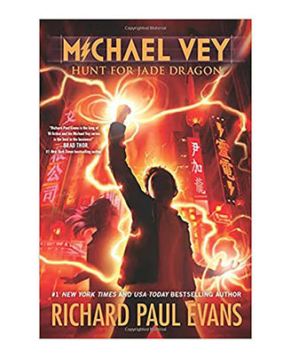 Michael Vey 4: Hunt For Jade Dragon (Volume 4)