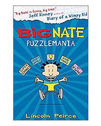 Big Nate- Puzzle Mania