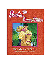 Barbie Horse Rider Magical Story: I Can Be A Horserider