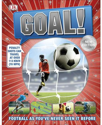 Goal! : Football as You ve Never Seen It Before