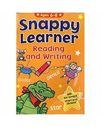 Snappy Learner Reading And Writing