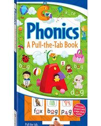 Pull- The- Tab Board Book: Phonics