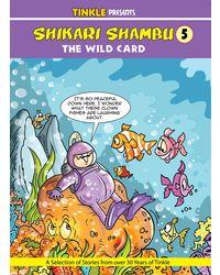 Shikari Shambu 5- The Wild Card