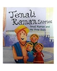 Tenali Raman And The Three Dolls: Tenali Raman Stories