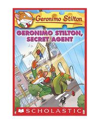 Geronimo Stilton: # 34 Geronimo Silton Secret Agent