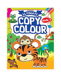 Ultimate Copy Colour Book 4