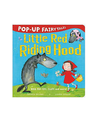Little Red Riding Hood: Pop- Up Fairytales