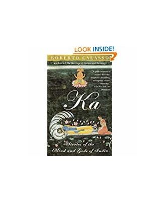 Ka: Stories Of The Mind And Gods Of India (Vintage International)